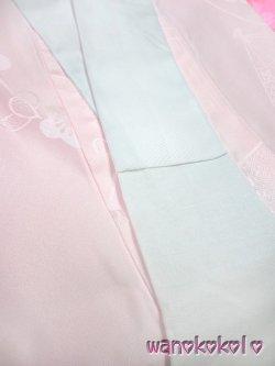 画像2: 長襦袢★二尺袖用★ピンク系【Lサイズ】